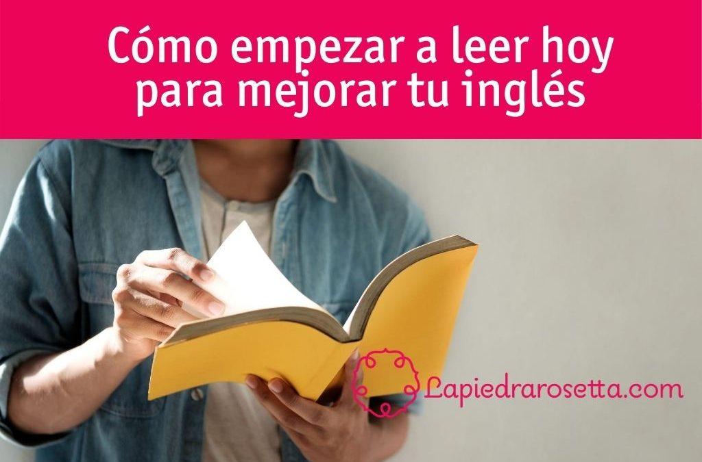 mejorar inglés libro leyendo