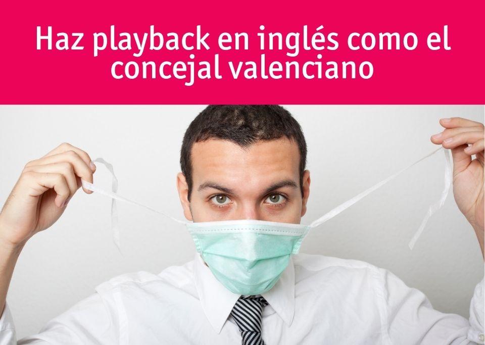inglés concejal valenciano traducción